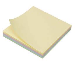 Бумага для заметок с клейким слоем