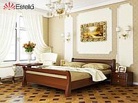 Кровать из натурального дерева Диана (Бук) массив