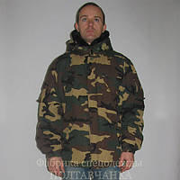 Зимняя куртка для охоты и рыбалки, Цвета разные