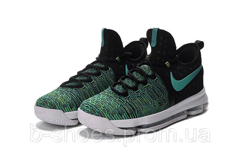 Детские баскетбольные кроссовки Nike KD 9 (Birds Of Paradise)