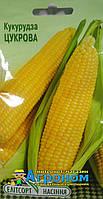 """Семена  кукурузы Сахарная, среднеспелая 10 г, """"Елiтсортнасiння"""", Украина"""