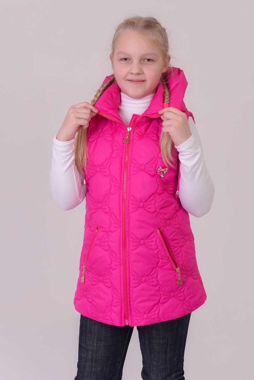 Куртка на девочку весна-осень (трансформер) 38 размер