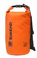 Сумка водонепроницаемая Toread Orange 15L
