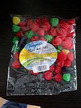 Желейні цукерки Vangusto малинки Польща 300г