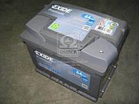 Аккумулятор   64Ah-12v Exide PREMIUM242х175х190,R,EN640 EA640