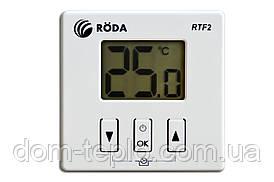 Програматор(термостат) кімнатний бездротовий денний Roda RTF2