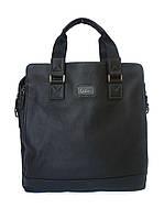 Вертикальная кожаная сумка для ноутбука 81668