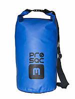 Сумка водонепроницаемая ProSac Blue 15L