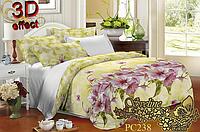Семейный комплект постельного белья Sveline Tekstil PC238 (поликоттон)