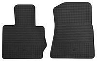 Резиновые передние коврики для BMW X4 (F26) 2014- (STINGRAY)