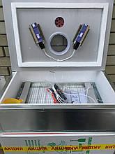 Инкубатор Наседка 70 (мех перев, металл корпус)