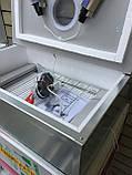 Инкубатор Наседка 100 (мех перев, металл корпус), фото 7