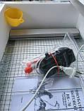 Инкубатор Наседка 100 (мех перев, металл корпус), фото 8