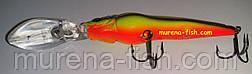 Воблер German Magic Harpoon 90 mm 15.0g (Цвет 118) Action 0-3.5 m, фото 3