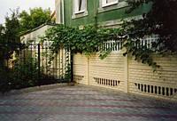 Заборы для частных домов, фото 1