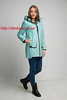 Парка женская молодёжная куртка Fine baby cat 087