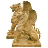 Скульптуры барсов С - 108