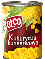 Кукуруза консервированая Ot CO