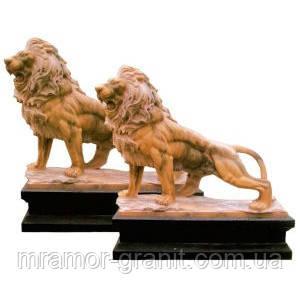 Скульптуры львов С - 109