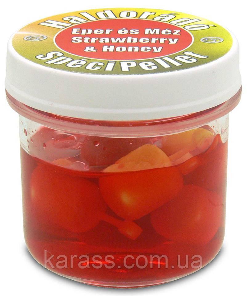 Haldorádó SpéciPellet Eper és Méz-Strawberry&Honey