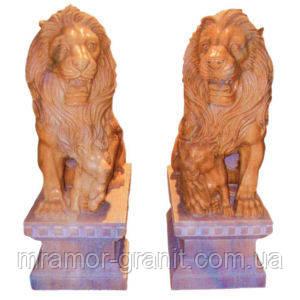 Скульптуры львов С - 110
