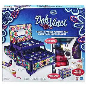 Творчество и рукоделие «Hasbro» (B7003) DohVinci волшебная шкатулка, фото 2