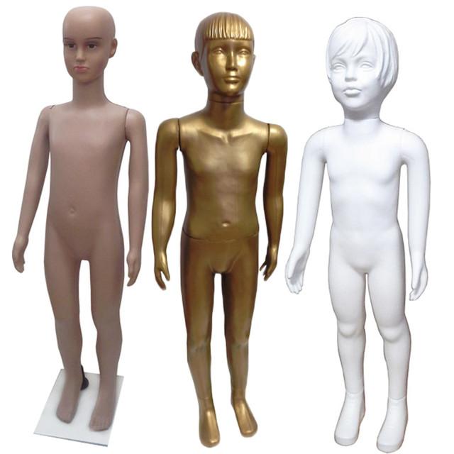 Манекены детские