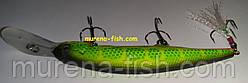 Воблер German Slash Minnow C 100 mm 16.0 g (Колір 261) Action 0-1.5 m, фото 3