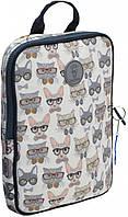 Стильный детский рюкзак под планшет 2 л. Bagland 509664 микс