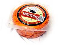 Сыр козий полувыдержанный с паприкой 600 г