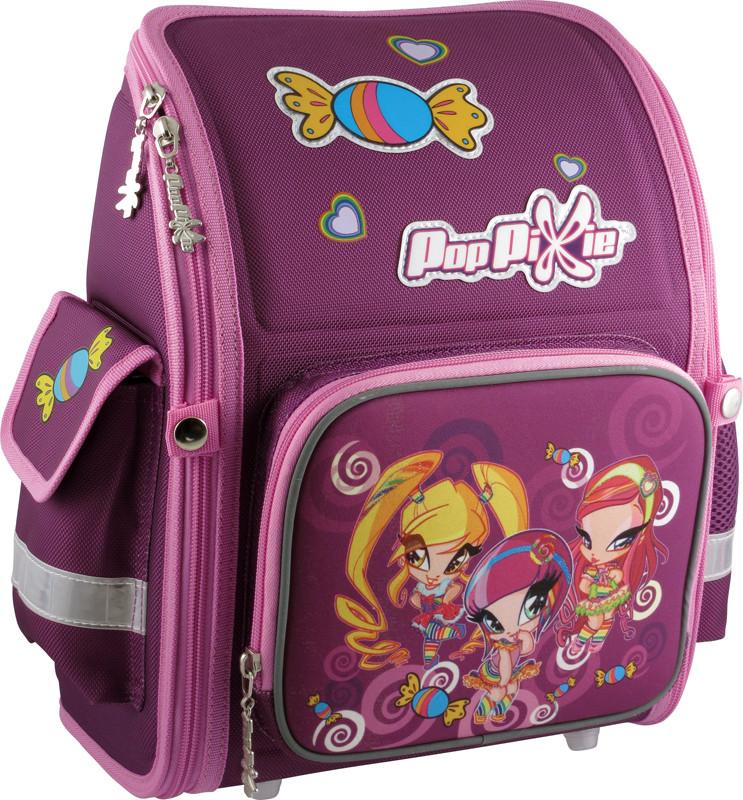 Рюкзак школьный каркасный Kite 528 Pop Pixie PP14-528K