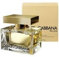 Туалетная вода женская Dolce&Gabbana The One