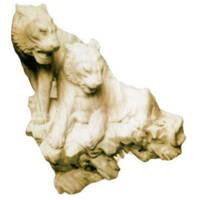 Скульптуры тигров С - 119