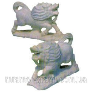 Скульптуры львов С - 120