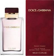 Туалетная вода женская Dolce & Gabbana Pour Femme