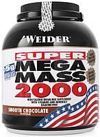 Weider Гейнер Weider Mega Mass 2000, 4.5 кг (шоколад)