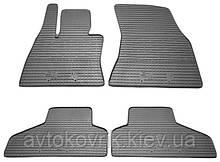 Резиновые коврики в салон BMW X6 (F16) 2014- (STINGRAY)