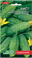 Семена Огурец пчелоопыляемый Аист 1 грамм Флора Маркет