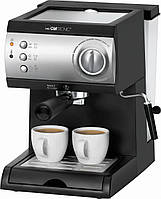 Рожковая кофеварка эспрессо Clatronic ES 3584