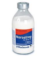 Норостреп (пенициллин+стрептомицин) 250 мл ветеринарный антибиотик широкого спектра действия