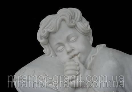 Скульптура мальчика С - 28