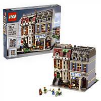 Lego Creator Зоомагазин 10218