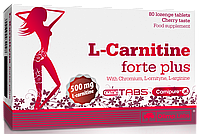 Olimp L-carnitine forte plus 80 tabs