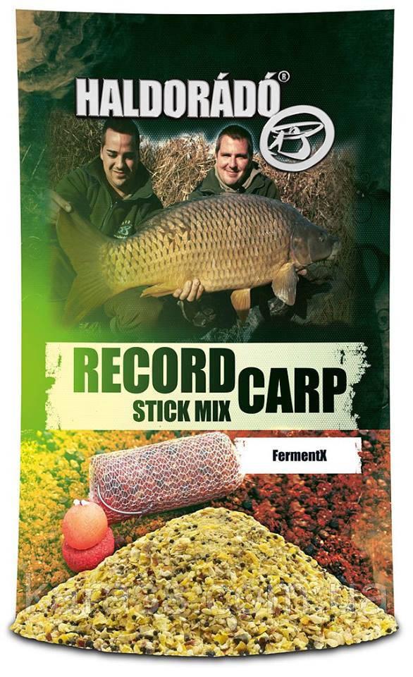 HALDORÁDÓ RECORD CARP STICK MIX - FERMENTX
