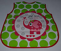 Слюнявчик - фартук из пвх для детей 2