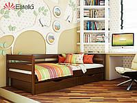 Кровать из натурального дерева Нота массив 80*190