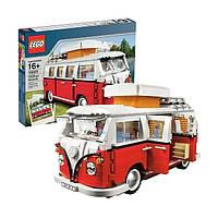 Lego Creator Автобус Фольксваген Т1 кемпер 10220
