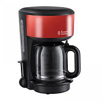 Капельная кофеварка Russell Hobbs Flame Red 20131-56