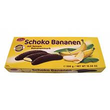 Цукерки шоколадні Schoko Bananen (з бананової начинкою) Австрія 300г