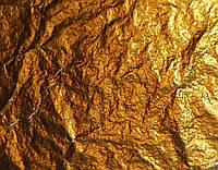 Поталь свободная Nazionale золото №2,5, 16х16 см, 10